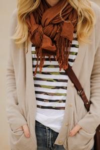 comfy stripes